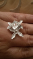 Яркое и стильное кольца