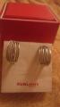 Классные сережки с фианитовой дорожкой в любимом магазине
