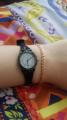 Часы со стразиками