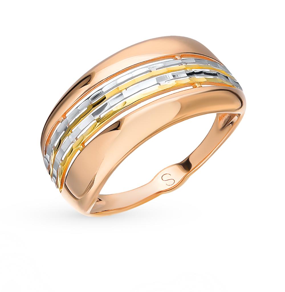золотое кольцо SOKOLOV 017829*