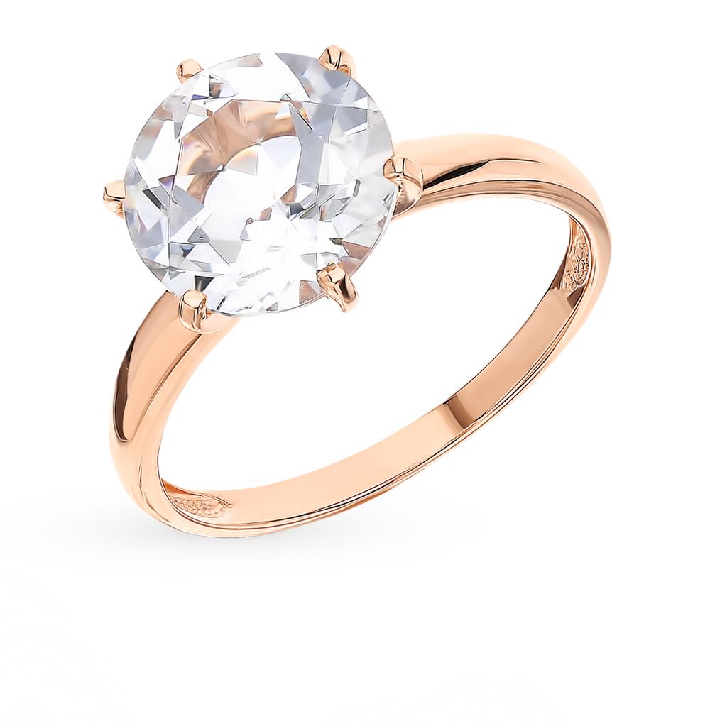 Фото «Золотое кольцо с ситаллами»