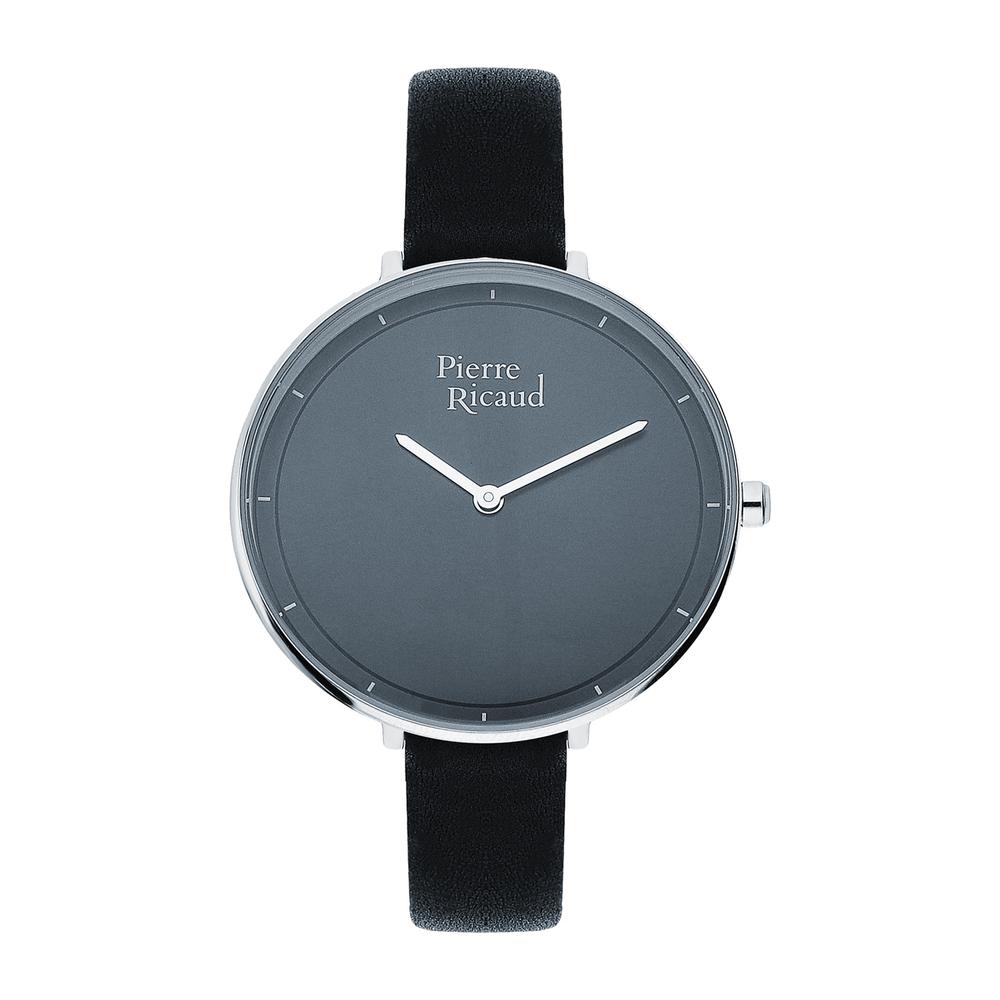Женские часы P22100.5214Q на кожаном ремешке с минеральным стеклом в Екатеринбурге
