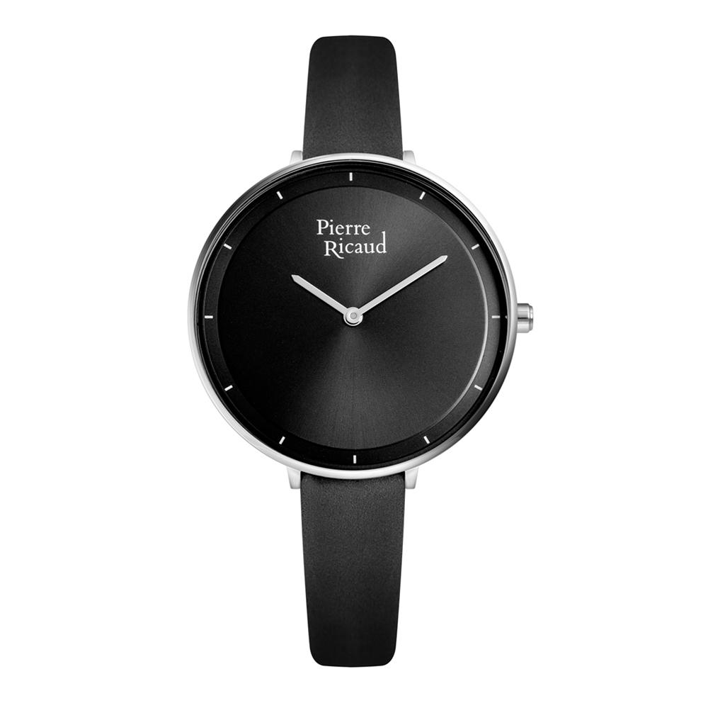 Женские часы P22100.5214Q на кожаном ремешке с минеральным стеклом
