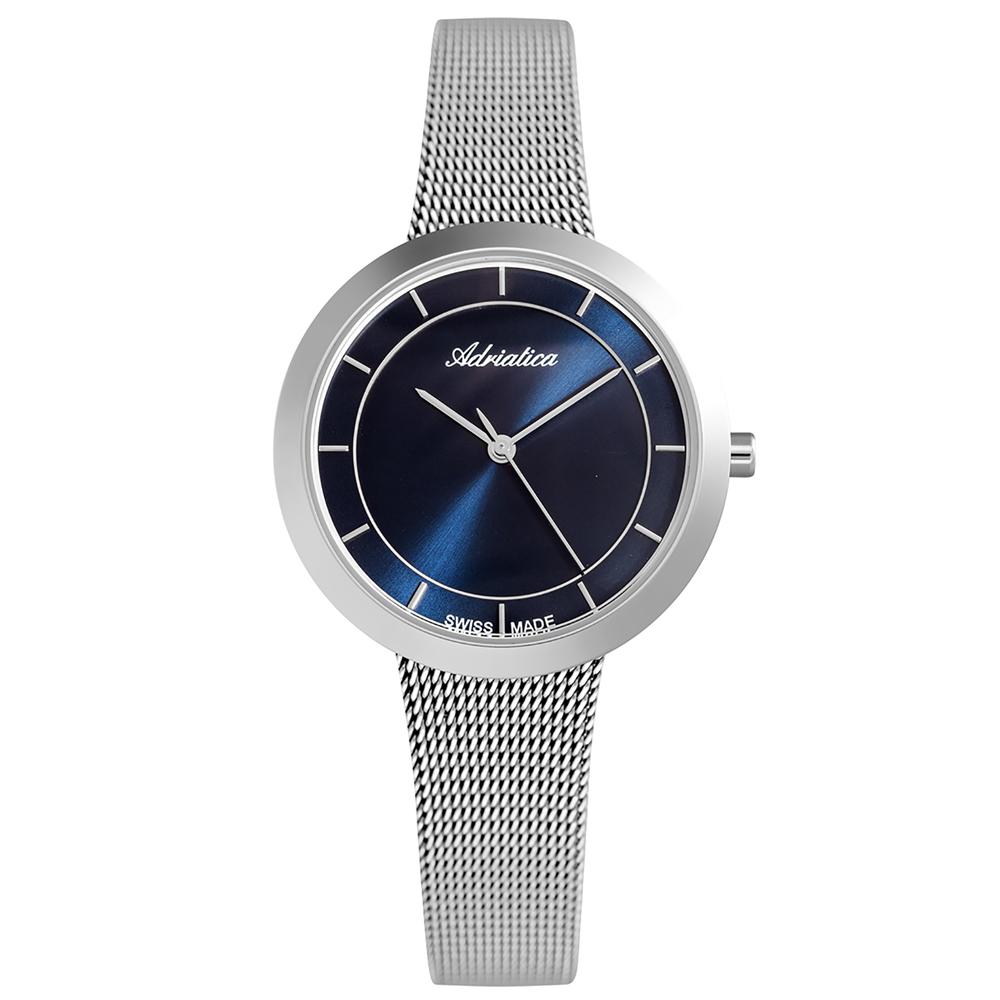 Женские часы A3499.5115Q на стальном браслете с минеральным стеклом в Екатеринбурге