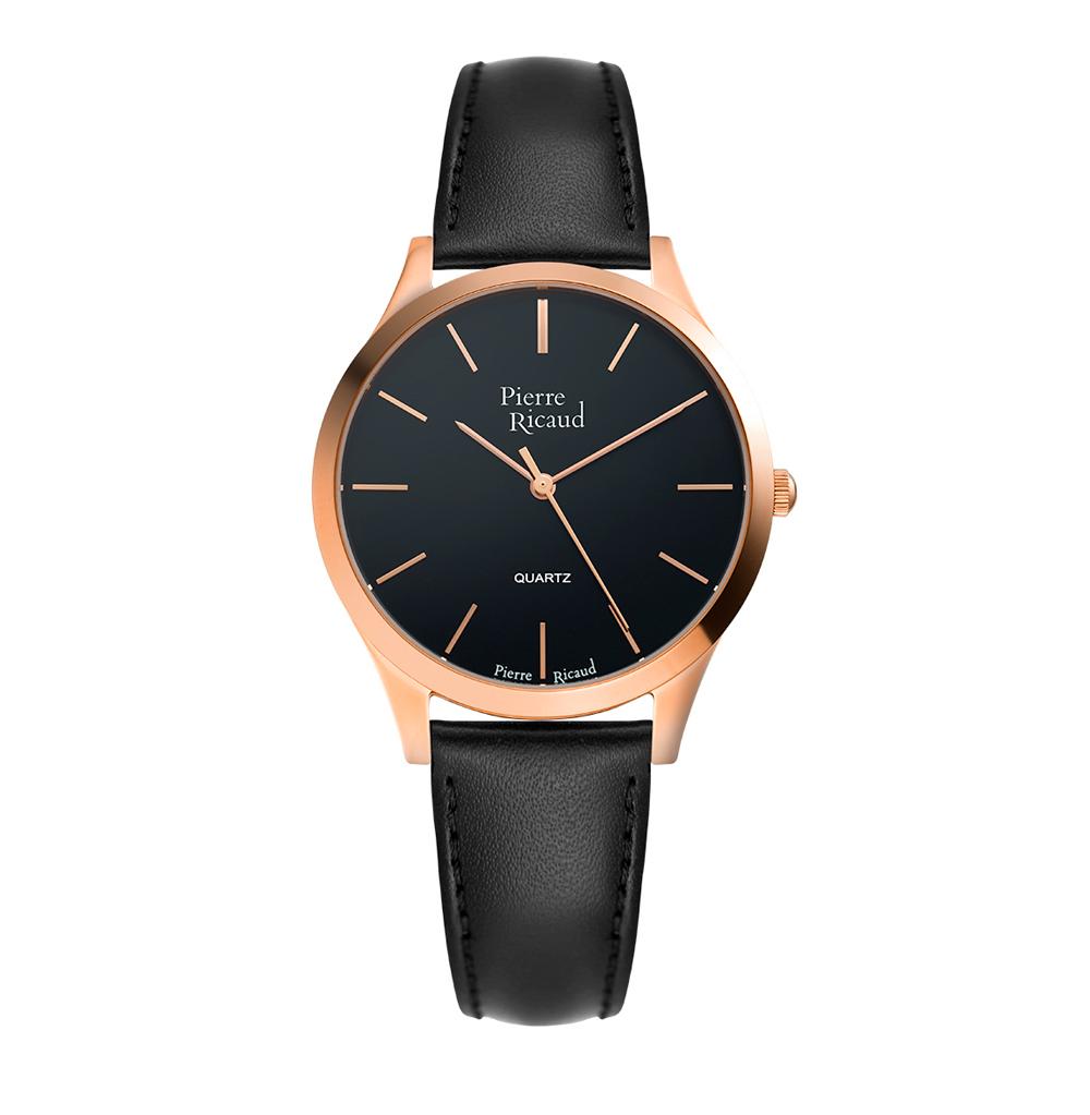 Женские часы P22000.9214Q на кожаном ремешке с минеральным стеклом