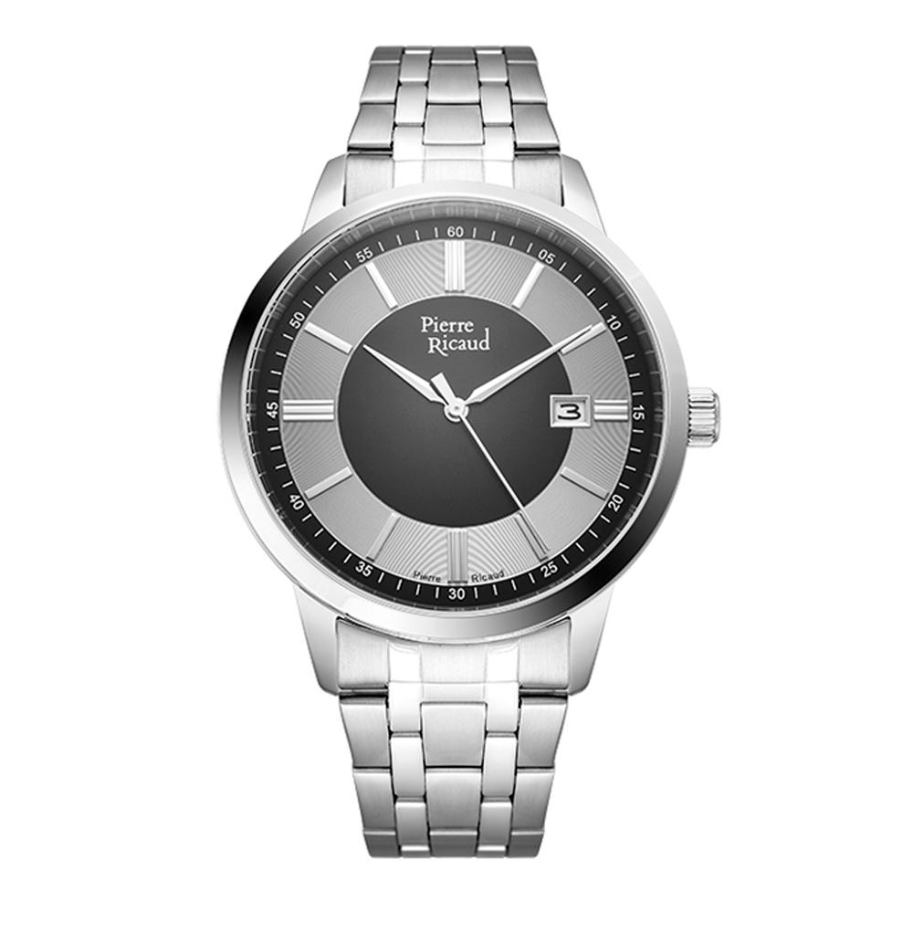 Мужские часы P97238.5114Q на стальном браслете с минеральным стеклом