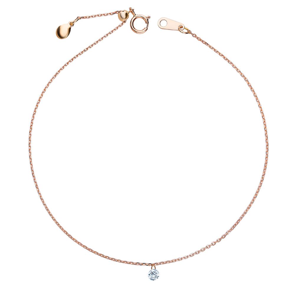 Золотой браслет с бриллиантом в Екатеринбурге