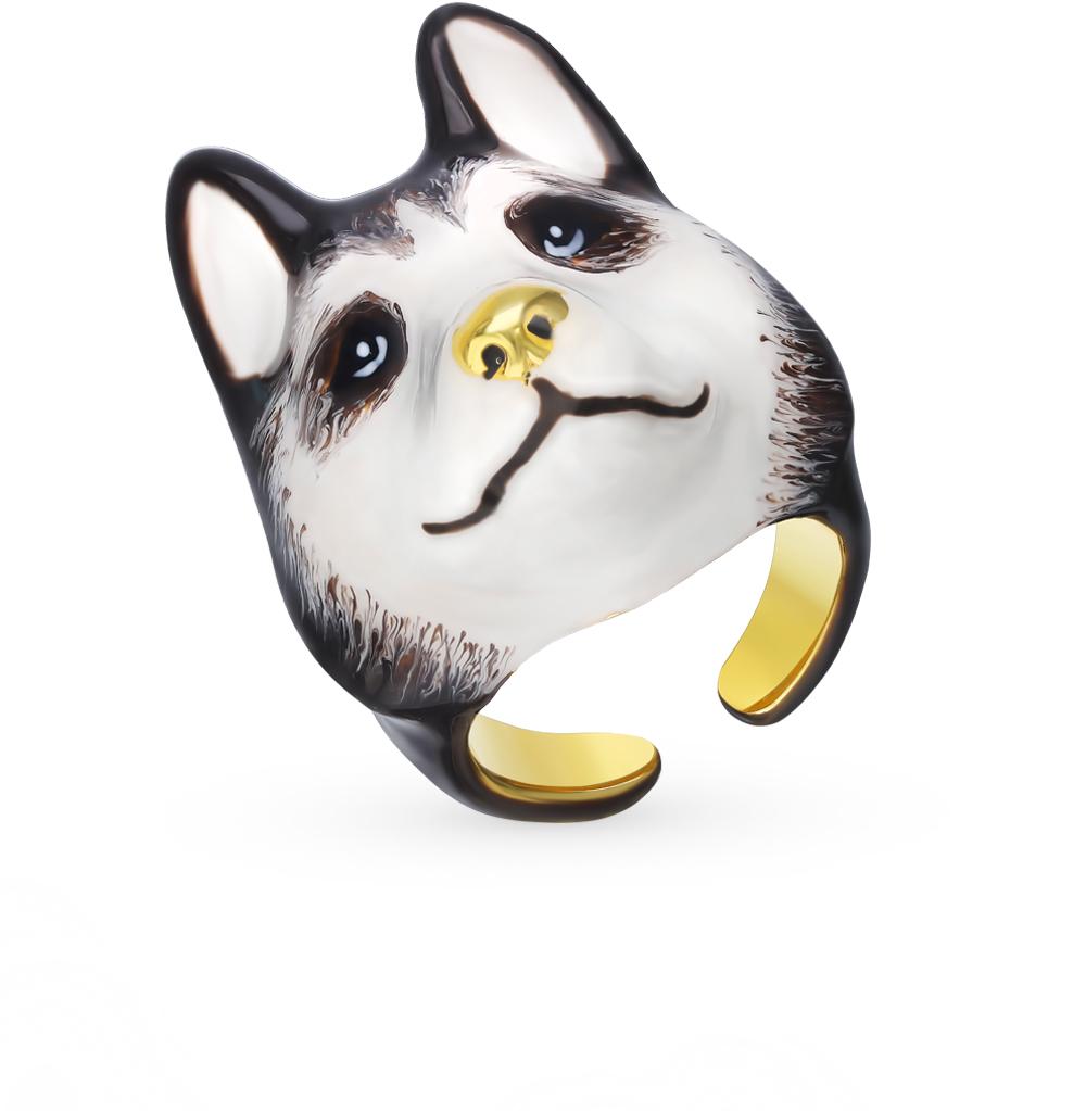 Кольцо с эмалью в Екатеринбурге