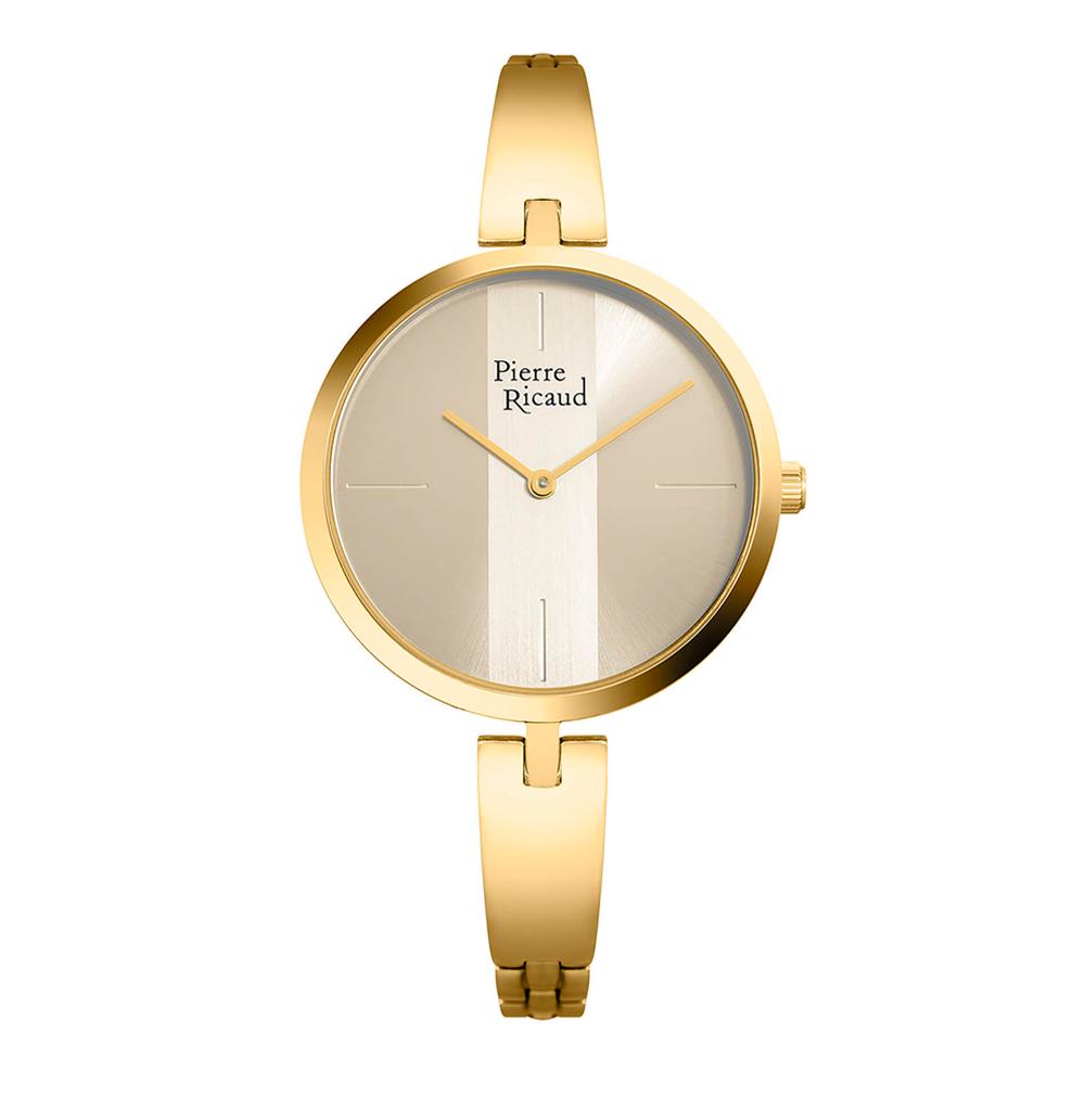 Фото «Женские кварцевые часы P21036.1101Q на стальном браслете с минеральным стеклом»
