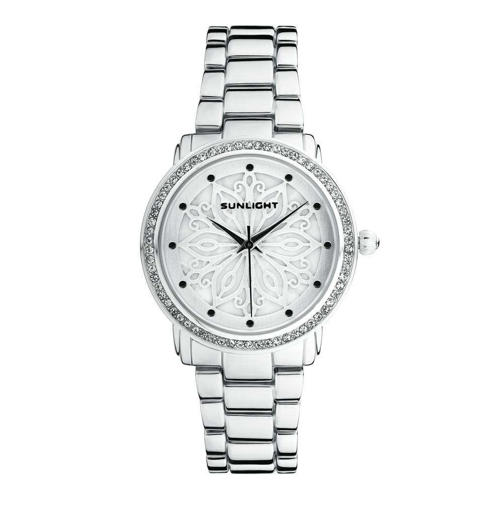 Серебряные часы купить санлайт наручные швейцарские часы jaguar