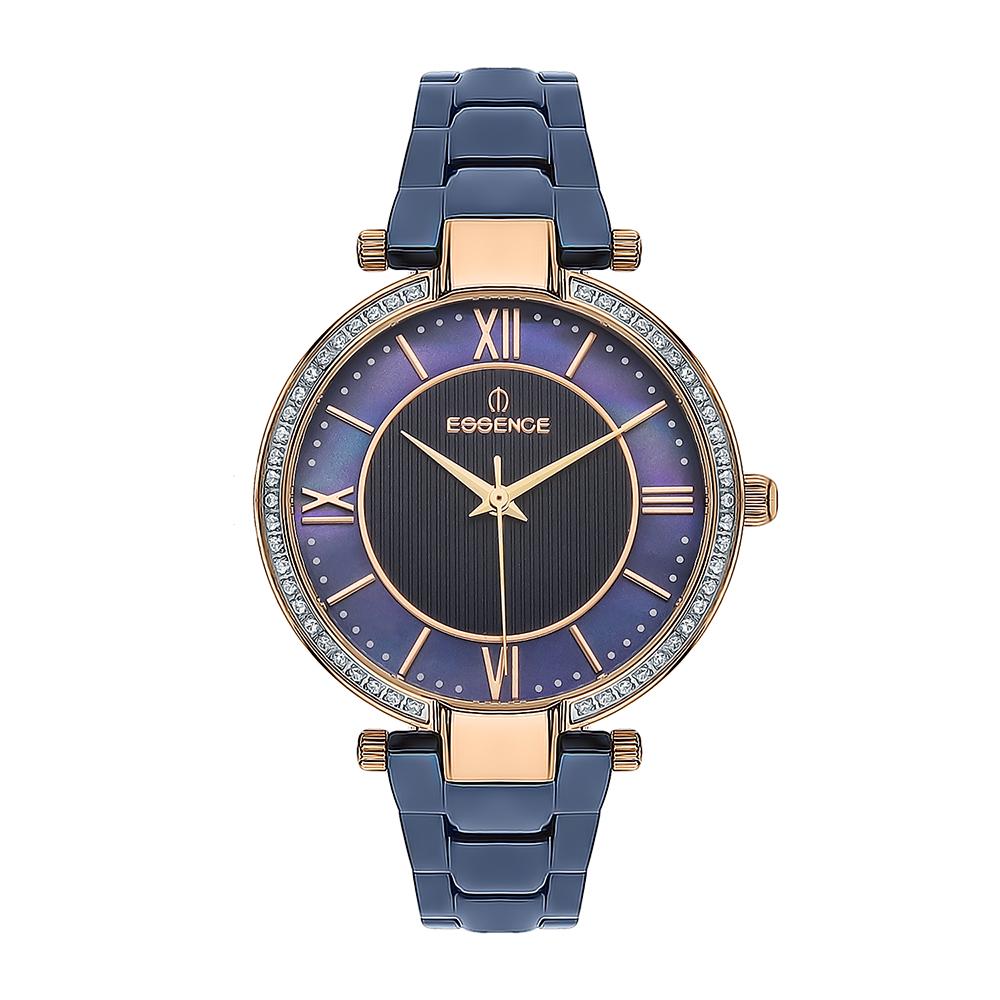 Женские  кварцевые часы ES6504FE.490 на стальном браслете с минеральным стеклом в Екатеринбурге
