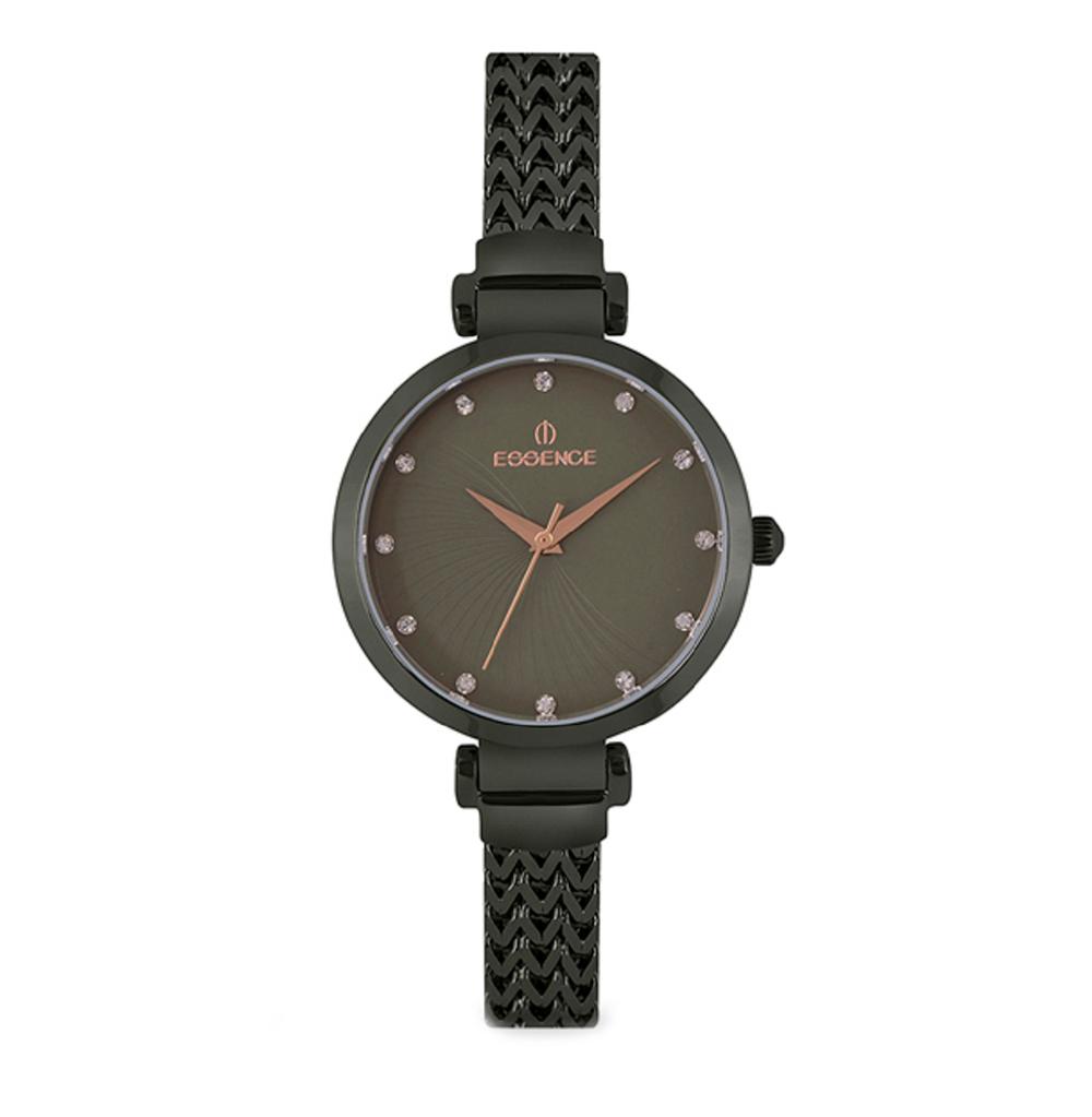 Фото «Женские  кварцевые часы ES6524FE.770 на стальном браслете с минеральным стеклом»