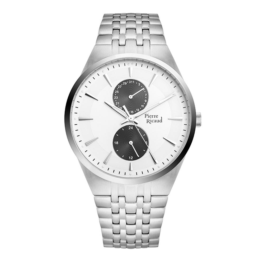 Мужские часы P97251.5113QF на стальном браслете с минеральным стеклом в Екатеринбурге