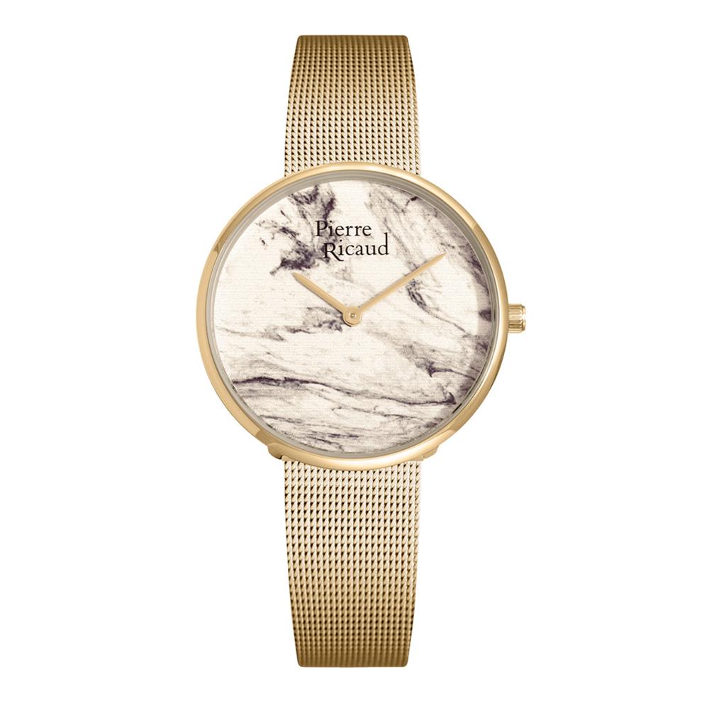 Женские часы P21067.1101Q на стальном браслете сIPпокрытием с минеральным стеклом