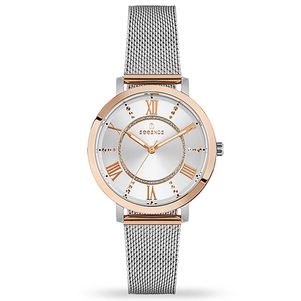 Женские часы ES6578FE.530 на стальном браслете с минеральным стеклом