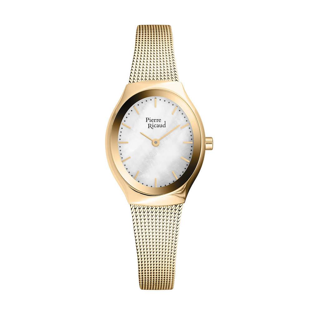 Фото «Женские кварцевые часы P22049.111FQ на стальном браслете с минеральным стеклом»