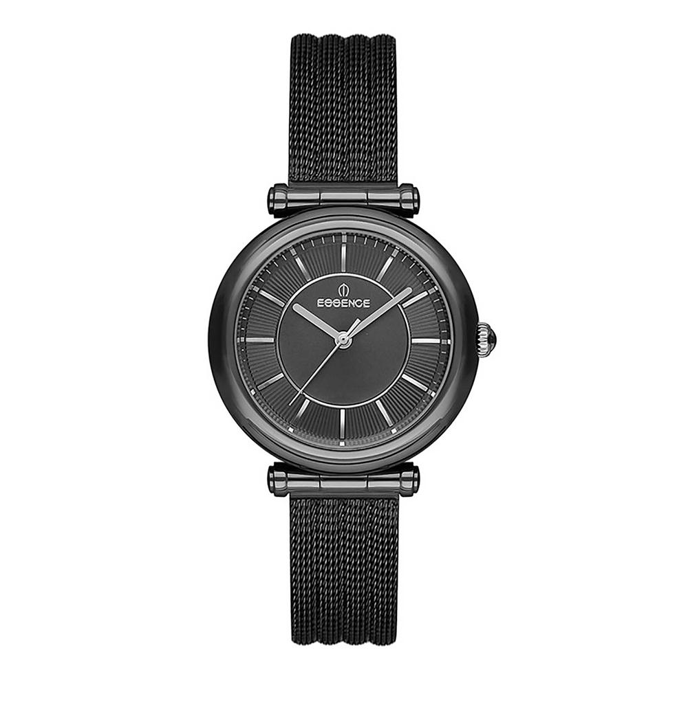 Фото «Женские  кварцевые часы ES6513FE.060 на стальном браслете с минеральным стеклом»