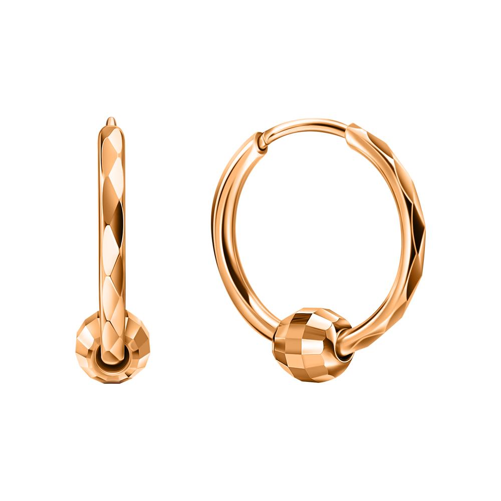 Золотые серьги SOKOLOV 140120* в Екатеринбурге