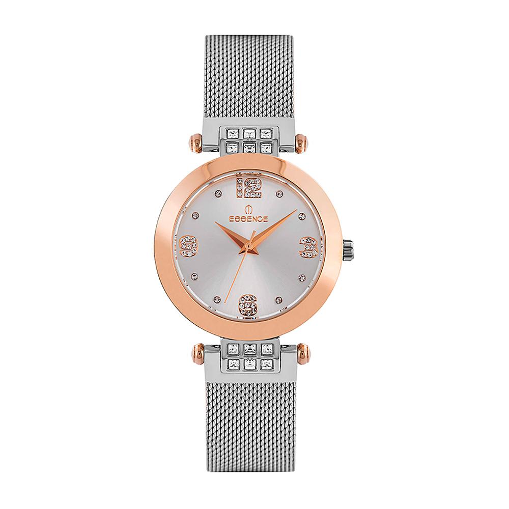 Женские  кварцевые часы ES6547FE.530 на стальном браслете с минеральным стеклом в Екатеринбурге