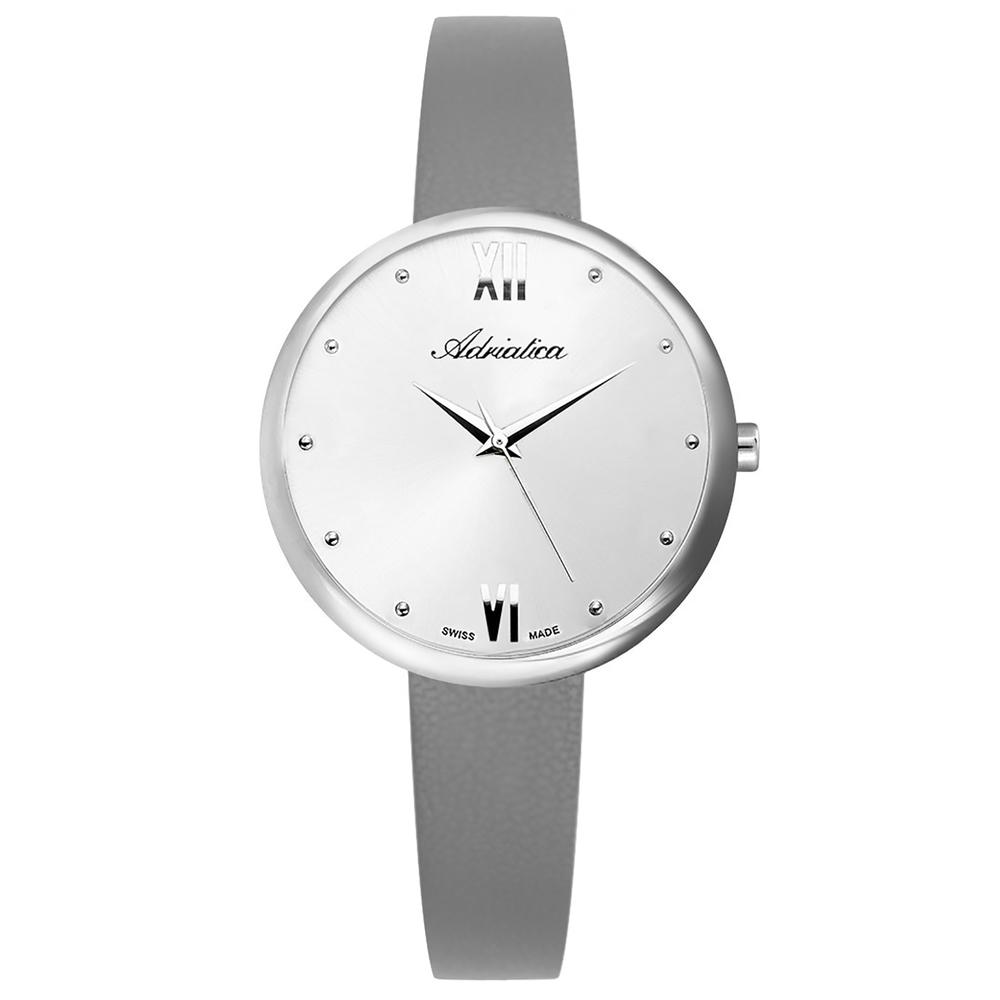 Женские часы A3632.5283Q на кожаном ремешке с минеральным стеклом