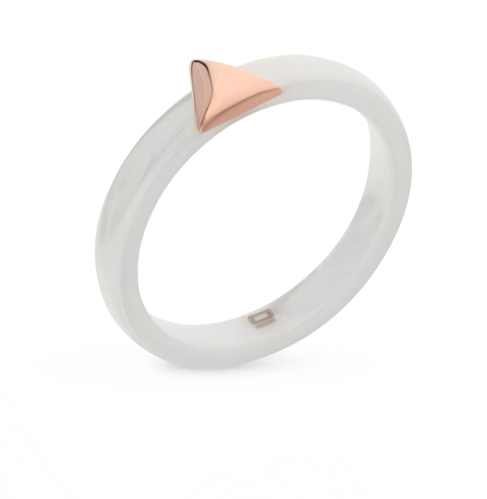 Фото «Кольцо из серебра с керамикой»