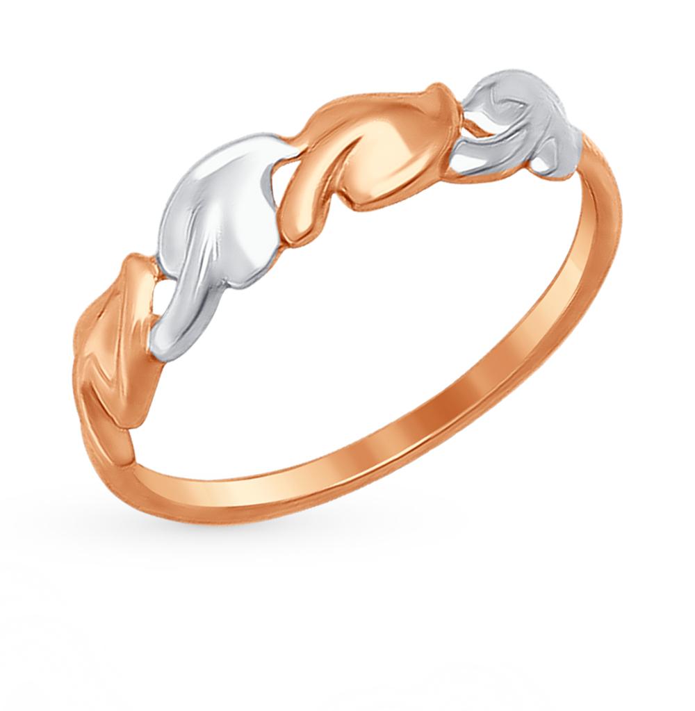 золотое кольцо SOKOLOV 017263*