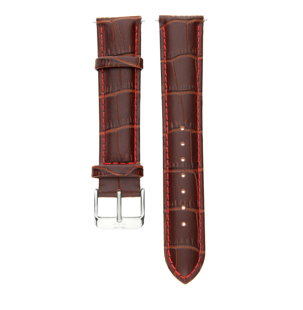 Ремешок для часов из кожи 20 мм