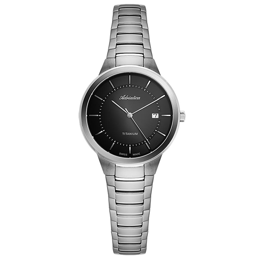 Женские часы A3182.4116Q на титановом браслете с сапфировым стеклом