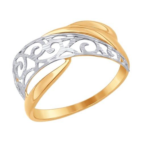 Фото «Золотое кольцо SOKOLOV 017290*»