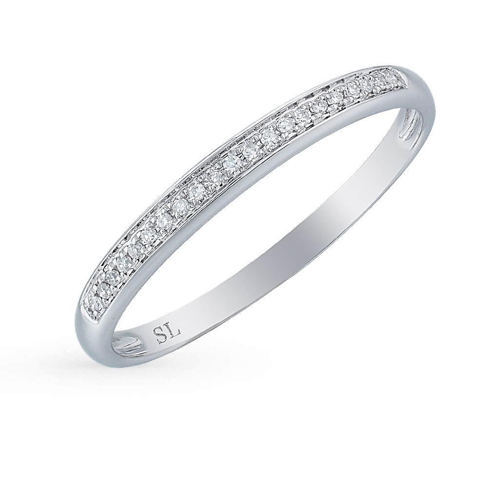 Серебряное кольцо  1188g