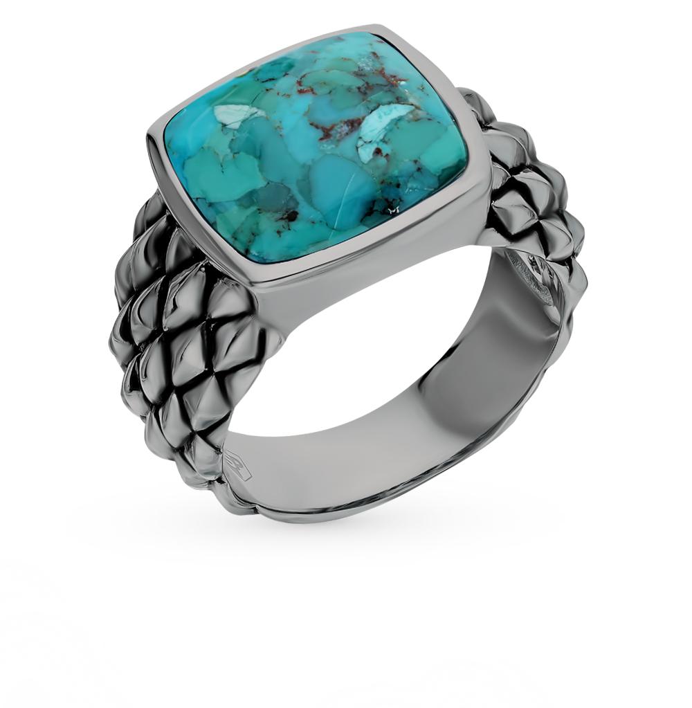 Фото «Серебряное кольцо с бирюзой»