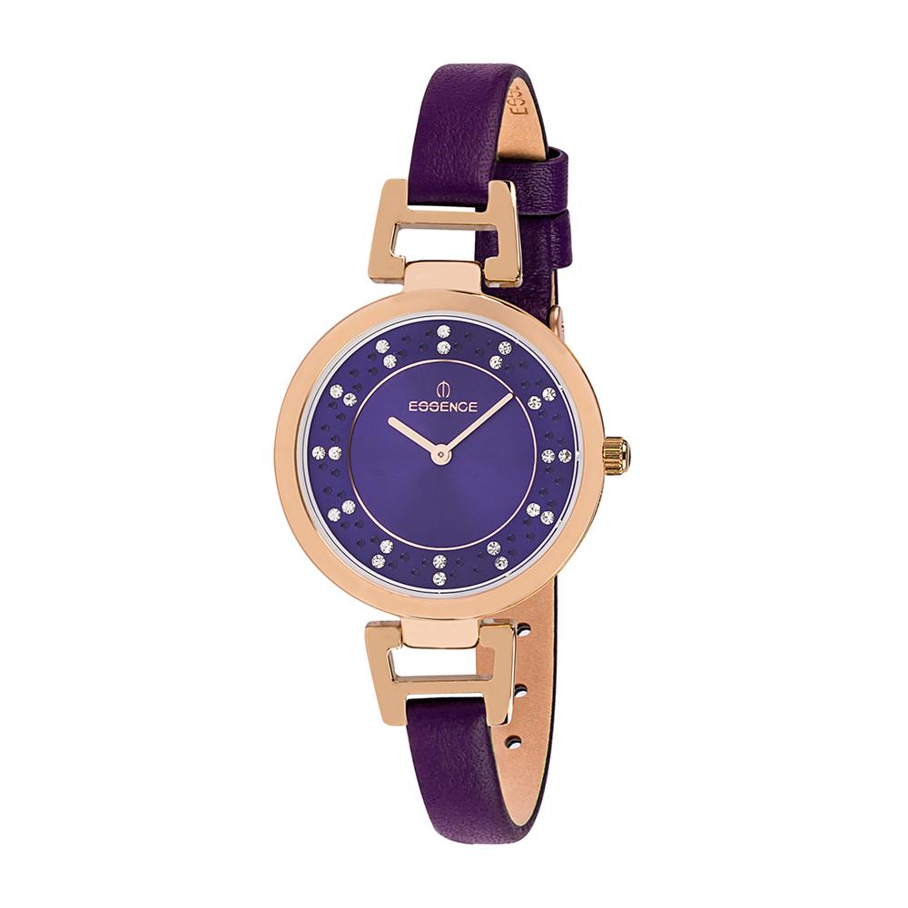 Женские часы ES6345FE.499 на кожаном ремешке с минеральным стеклом в Санкт-Петербурге