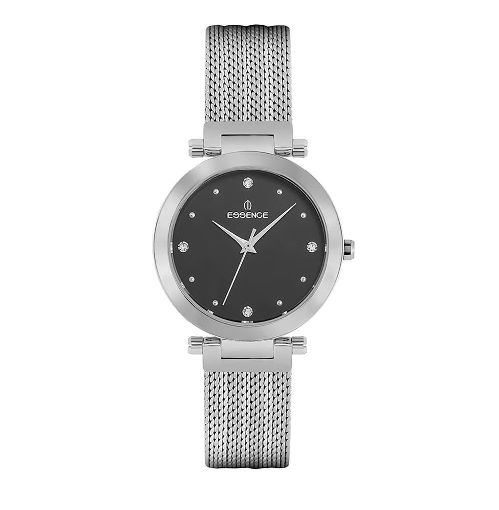 Фото «Женские  кварцевые часы ES6545FE.350 на стальном браслете с минеральным стеклом»