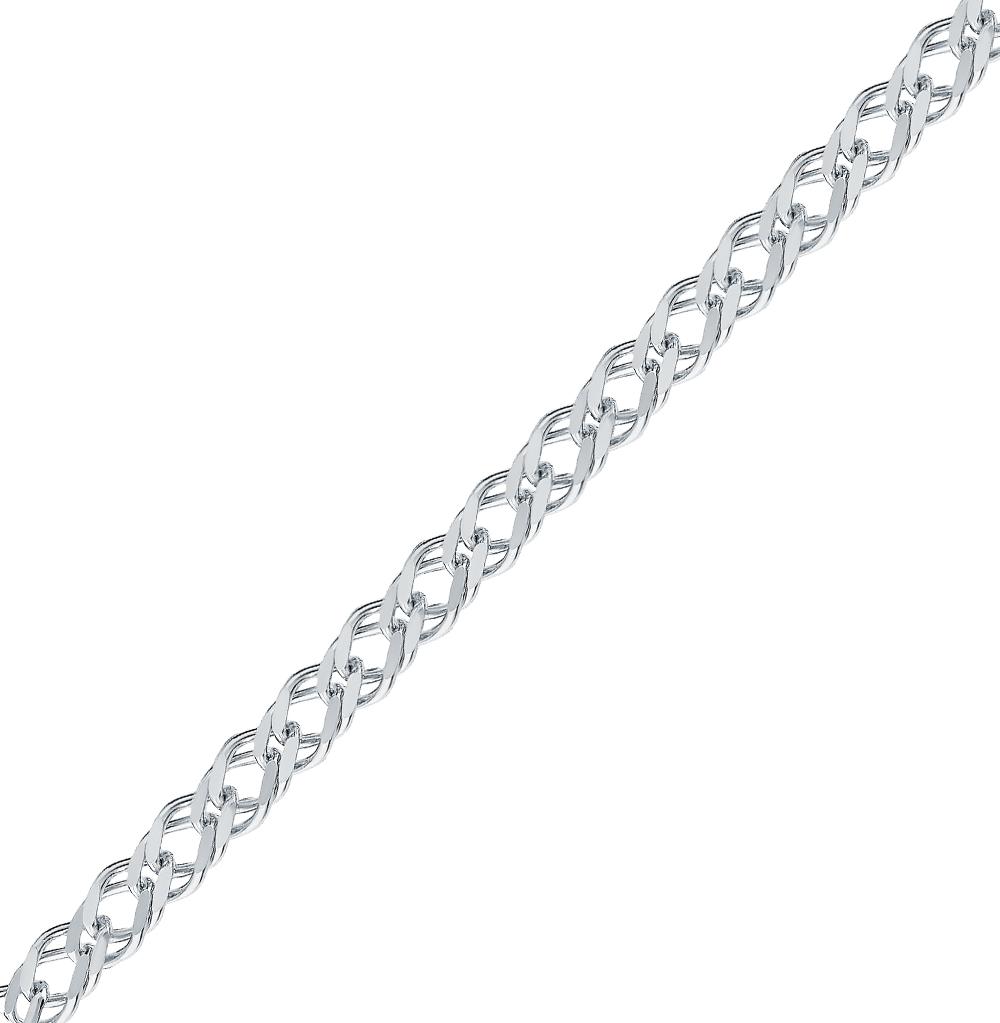 Серебряная цепь SOKOLOV 968040502 в Екатеринбурге