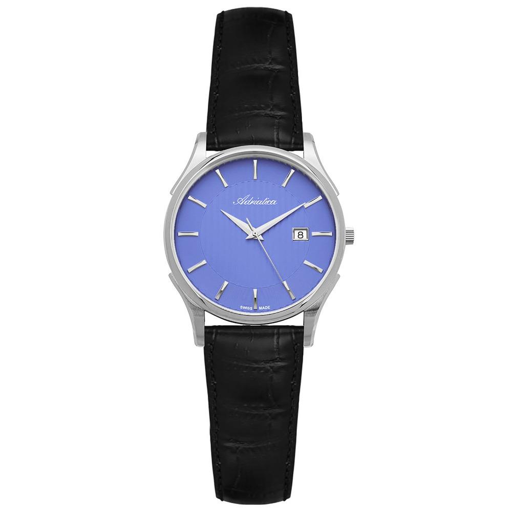 Женские часы A3146.5215Q на кожаном ремешке с минеральным стеклом