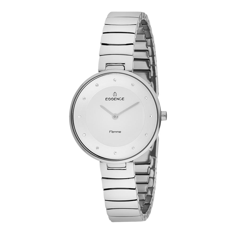 Женские часы D1026.330 на стальном браслете с минеральным стеклом