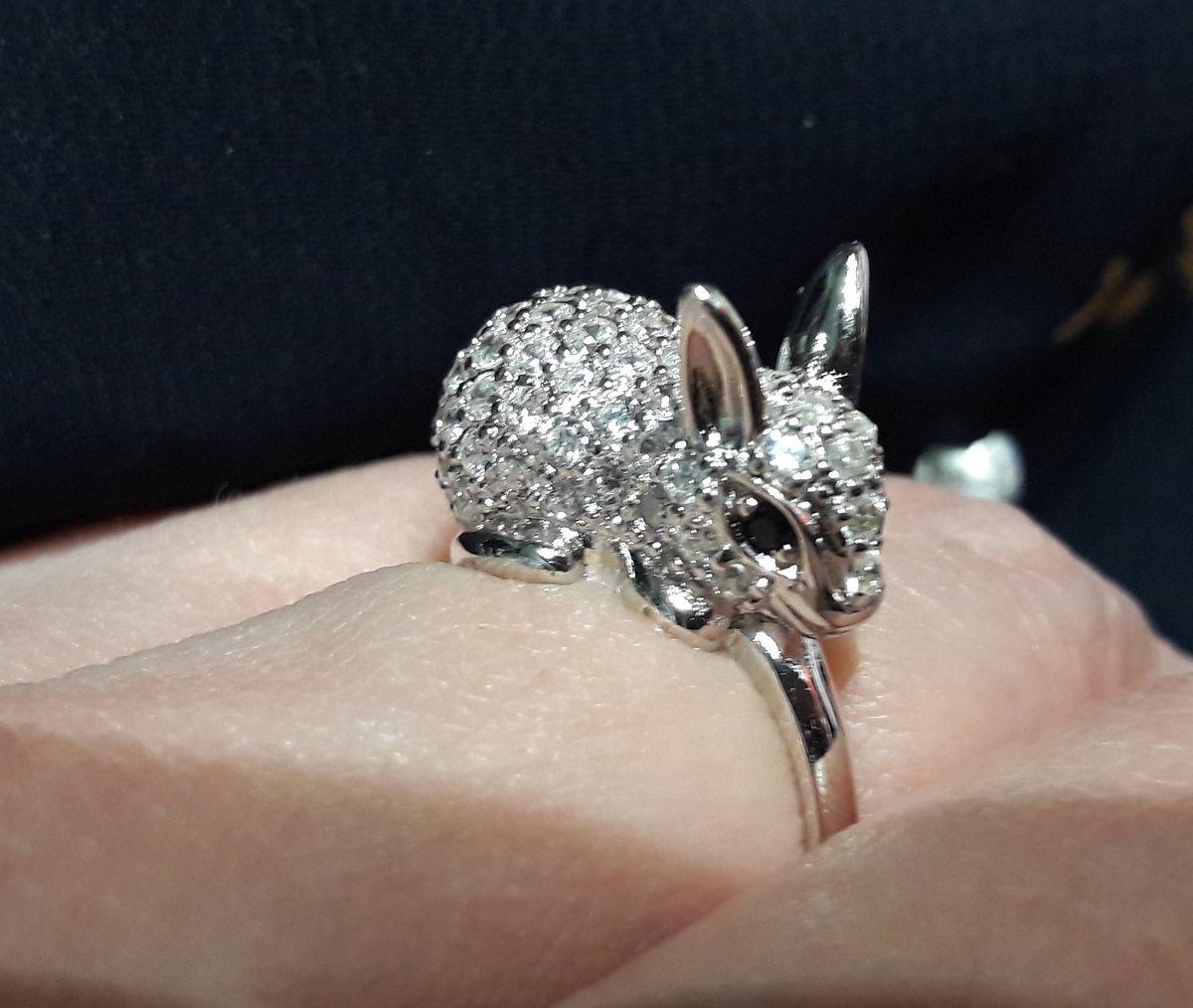 Серебряный кролик