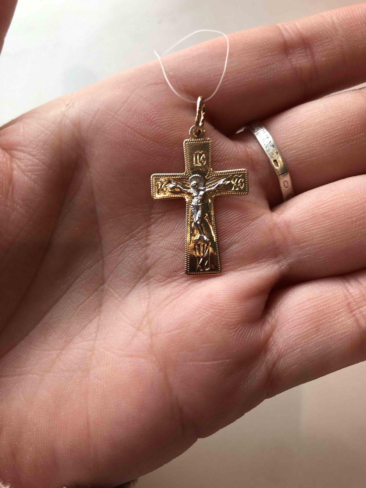 Покупали в подарок мужчине шикарный крест!! Был доволен !