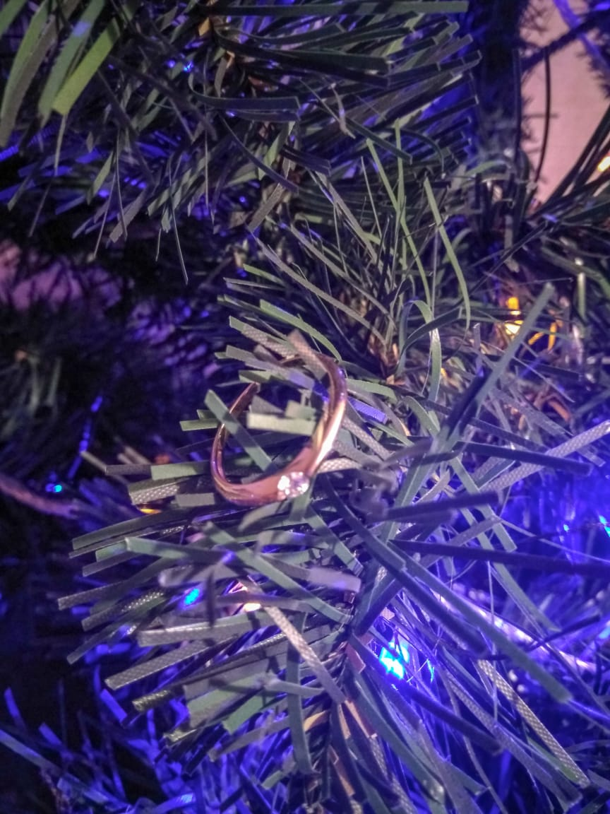 Купил кольцо в магазине Санлайт возле метро Селигерская