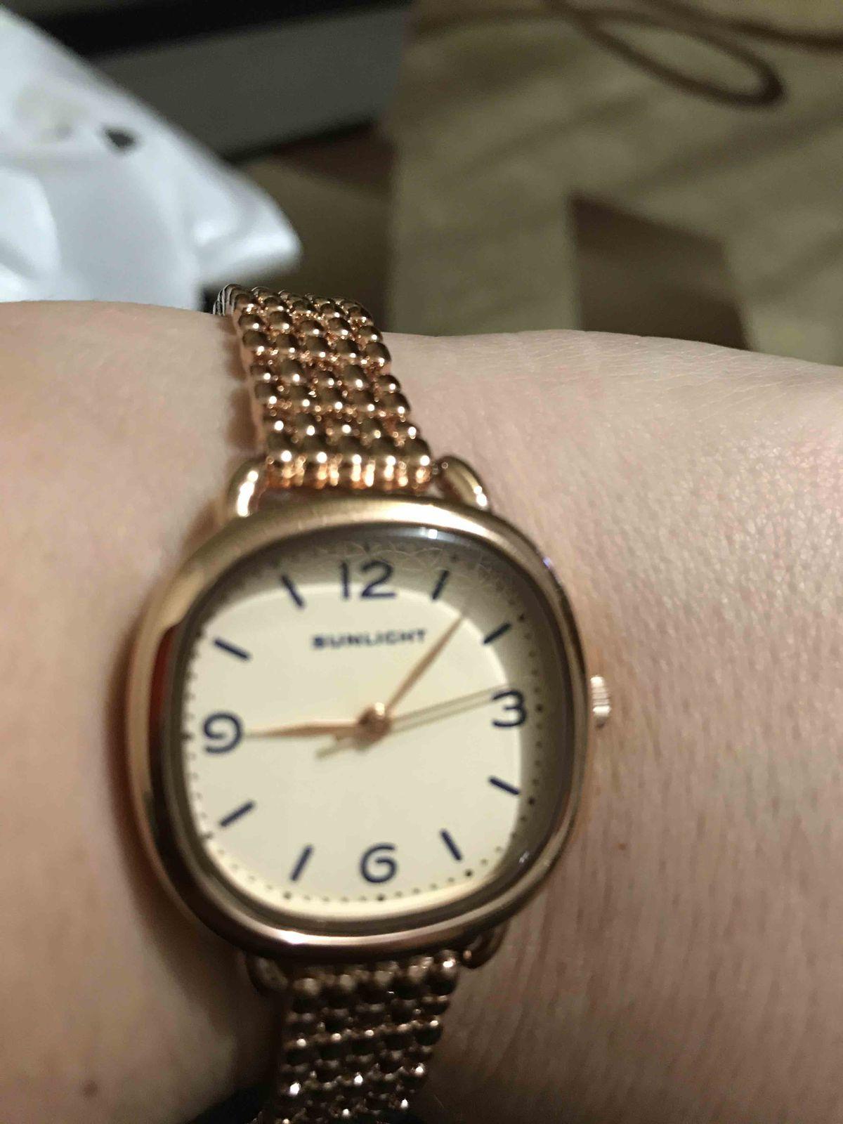 Часы купили в Старом Осколе