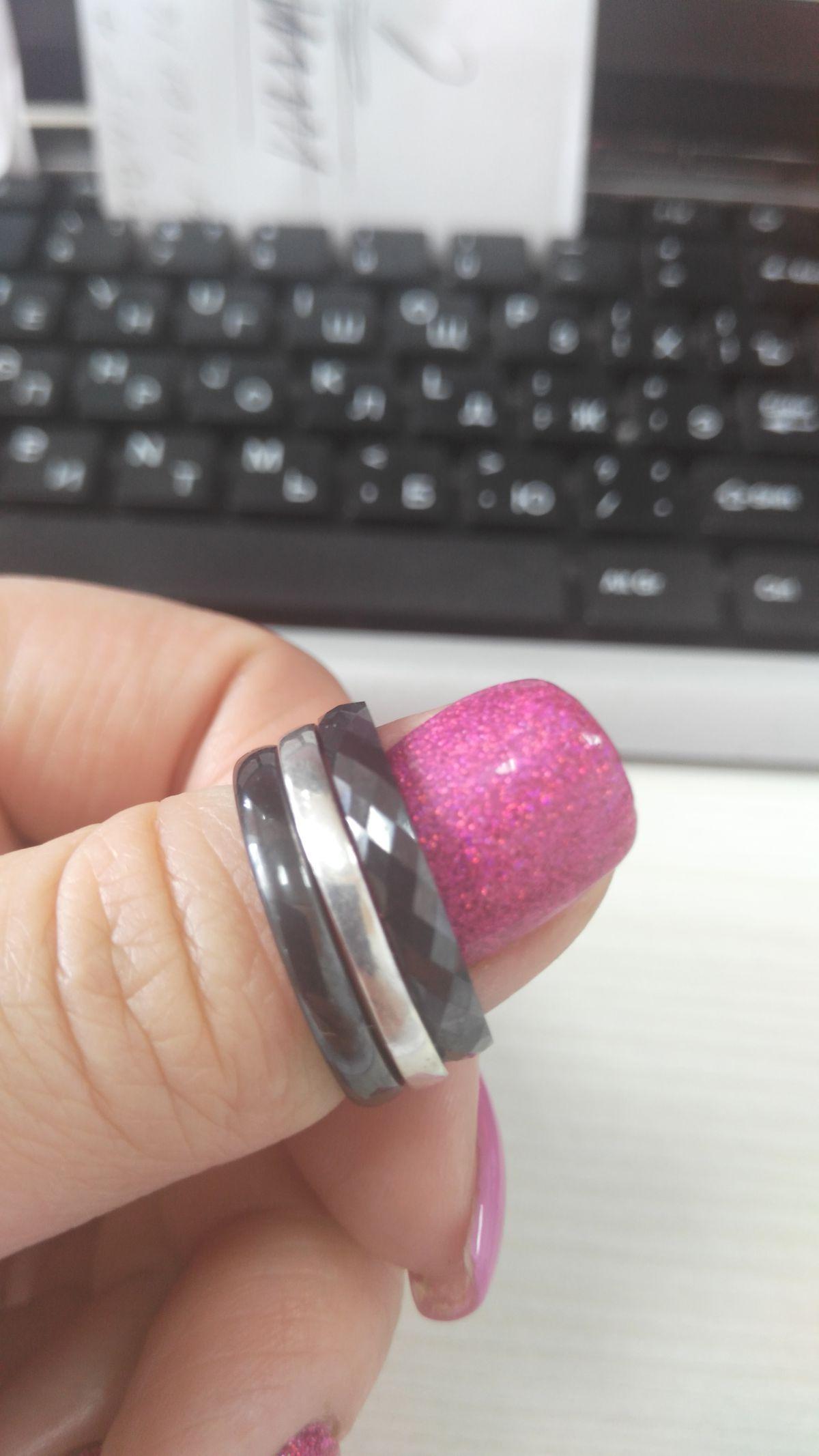 😍😍😘😘😘 очень очень люблю это кольцо!!!!!