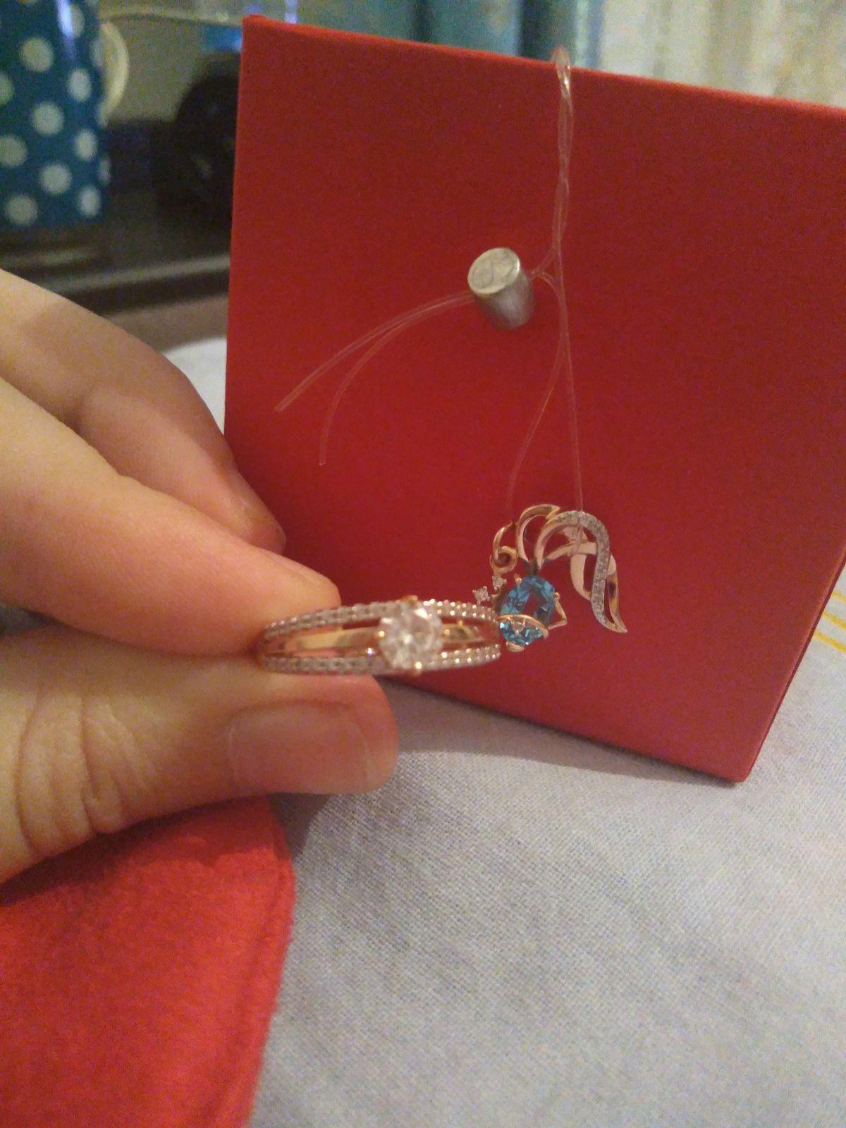 Зай спасибо за подарок очень шикарно смотрится на пальчики!!!