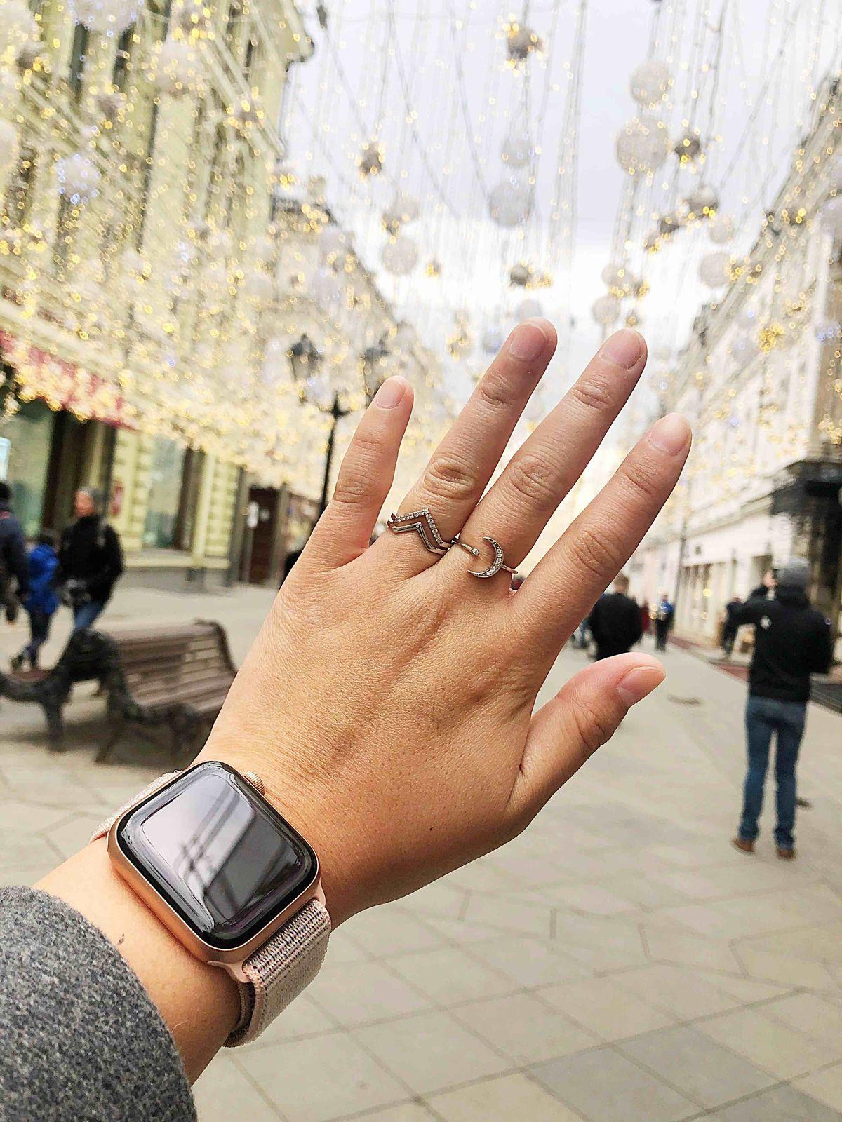 Симпатичноп кольцо