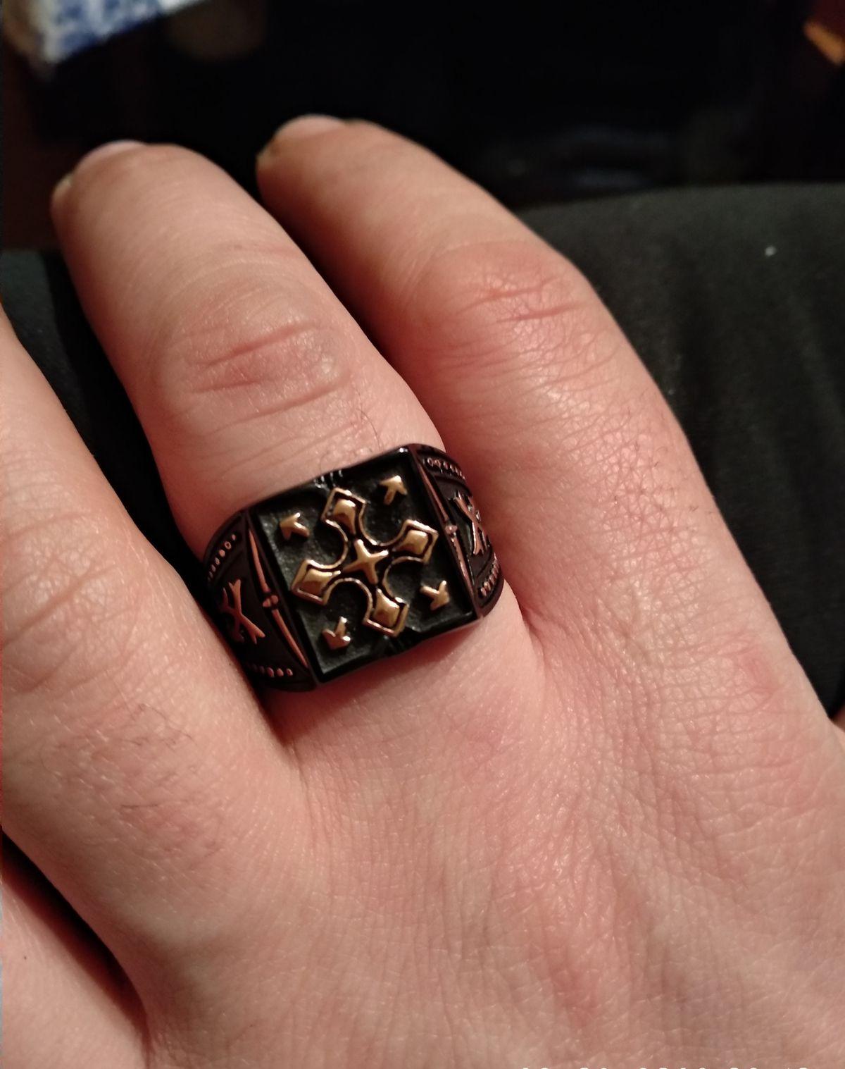 Супер кольцо 👍