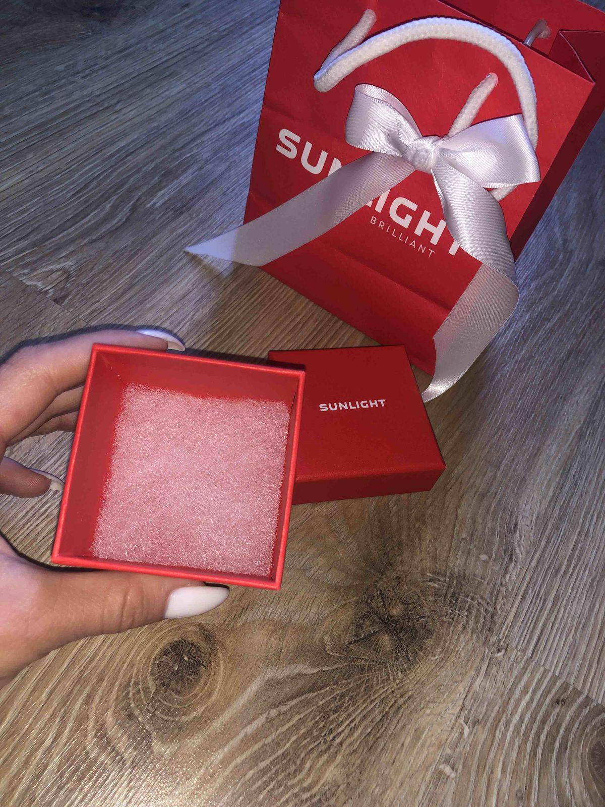 Очень красивая, подарочная упаковка