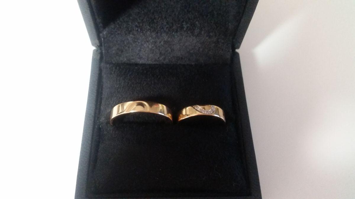 Очень стильные кольца!
