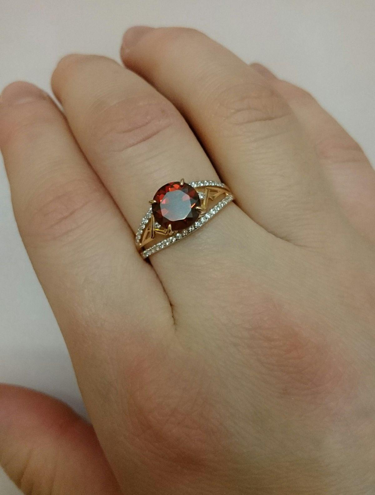 Красивое кольцо 💍 для шикарной женщины!