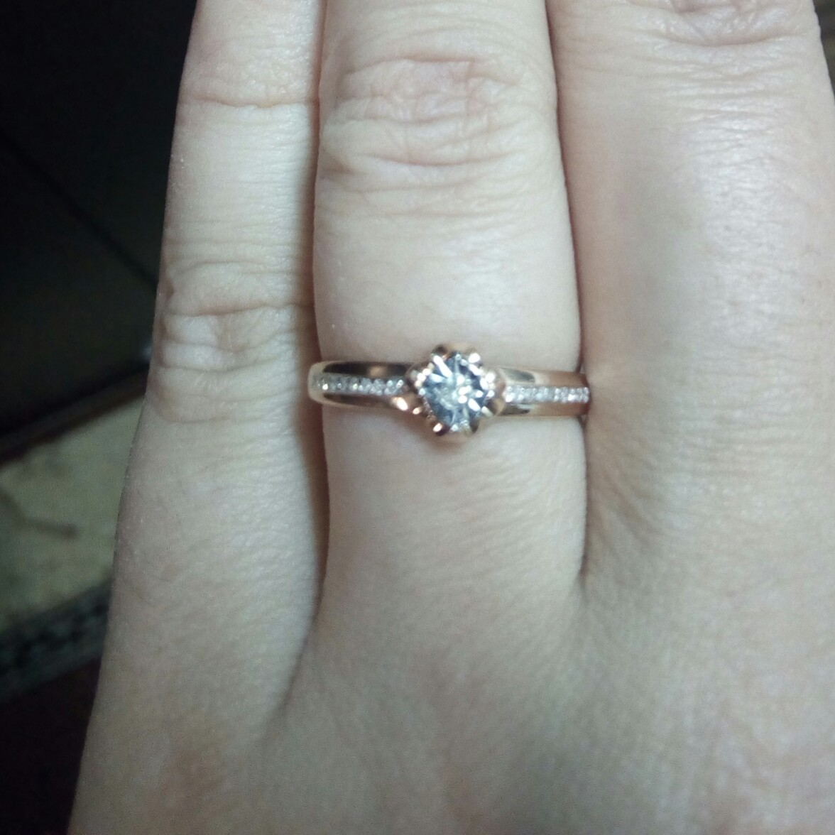 Подарок от любимого мужа!