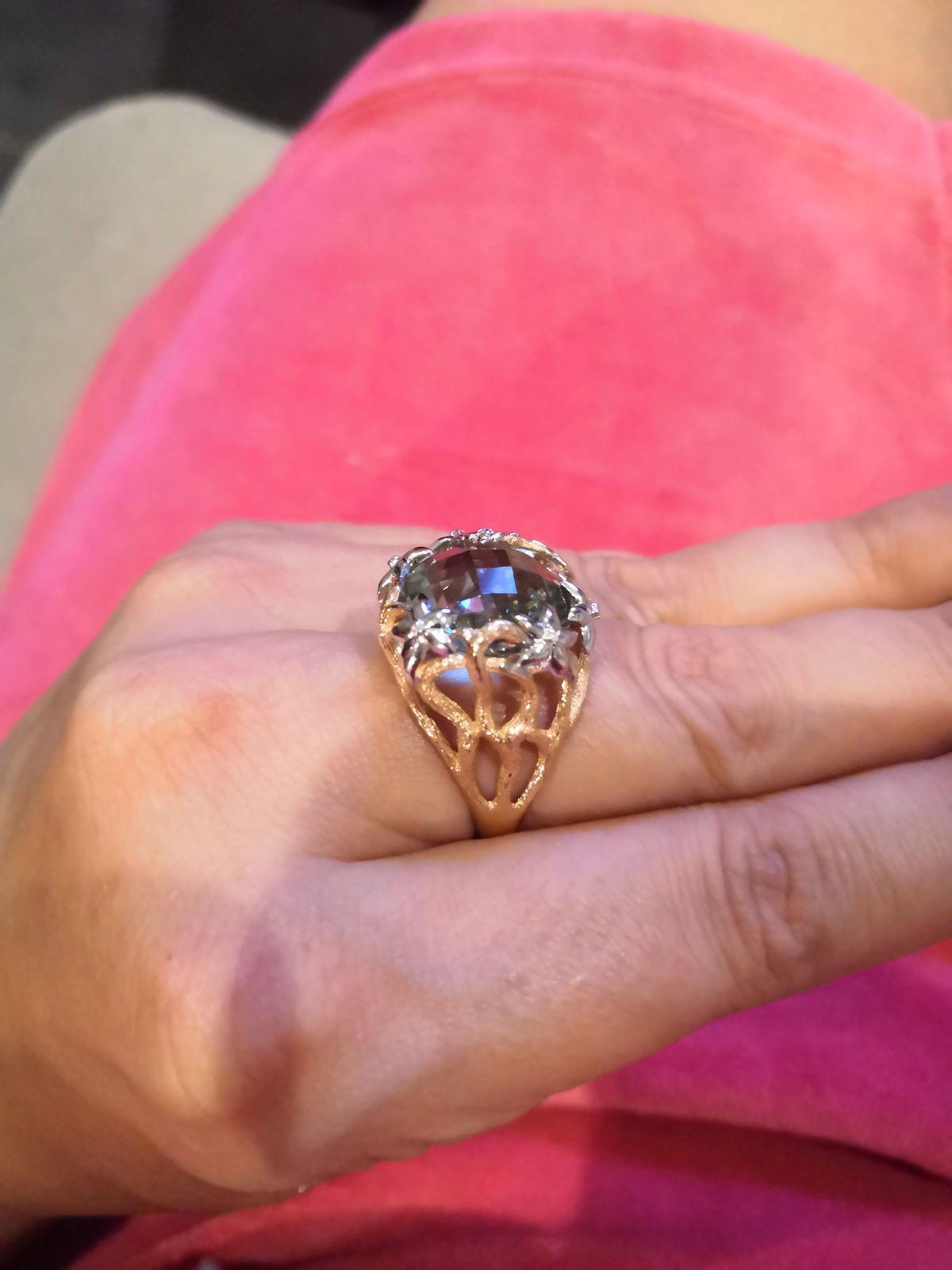 Авторское кольцо