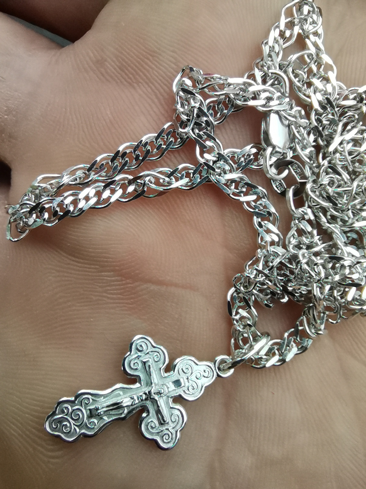 Серебрянна цепь